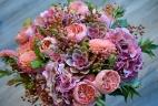 AUDE Plantes - Marie PAOLINI bouquet rond