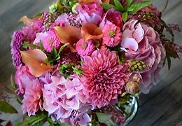 Service de livraison de fleurs